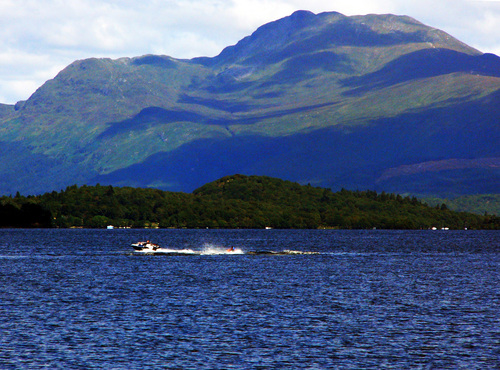Photo of Loch Lomond