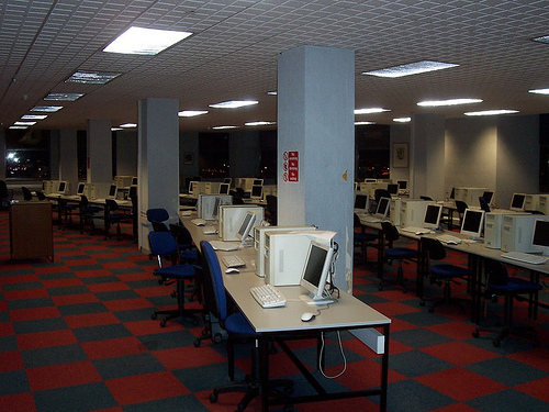 Photo of Coding Marathon Lab